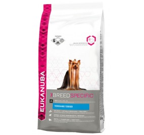 Eukanuba dog adulte  Yorkshire Terrier 2Kg