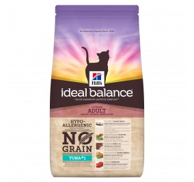 Hill's Feline Ideal Balance au thon 1.5kg
