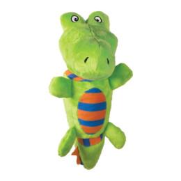 Kong Stretchezz Tugga Alligator