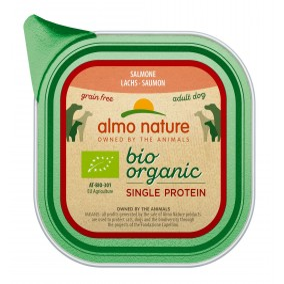 Almo Nature dog Single Protein Salmon 11x150gr