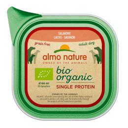 Almo Nature dog,  Single Proteine Saumon 11x150gr