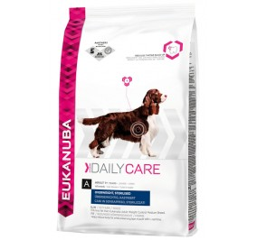 Eukanuba dog Daily Care Overweight Sterilized 2.5 Kg