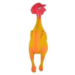 Toy Dog Latex Chicken