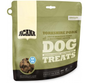 ACANA Dog Treat Yorshire Pork 92gr