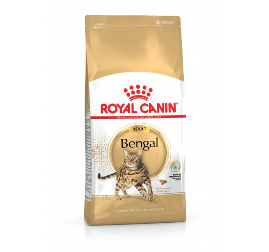 Royal Canin cat BREED BENGAL 10kg