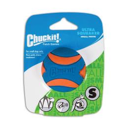 Chuckit Ball Ultra Squeaker S