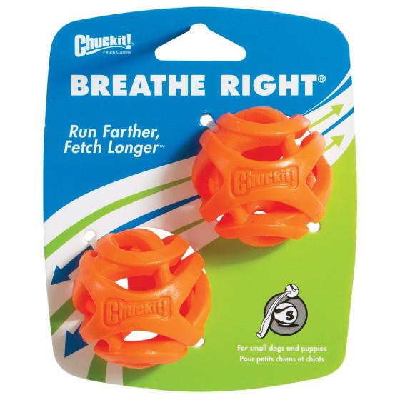 Chuckit Ball Fetch Ball Breathe Right S