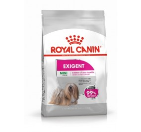 Royal Canin dog SIZE N mini Exigent