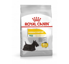 Royal Canin dog SIZE N mini Dermacomfort