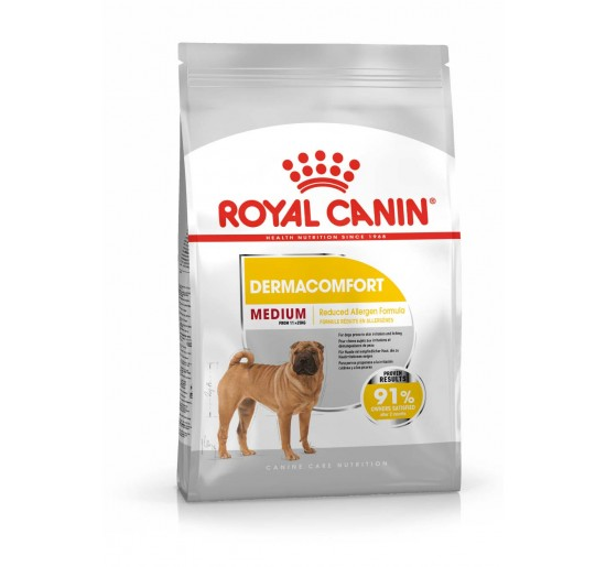 Royal Canin dog SIZE N medium Dermacomfort 3Kg