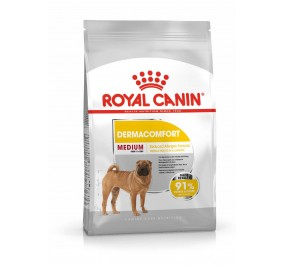 Royal Canin dog SIZE N medium Dermacomfort