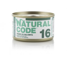 Natural Code Cat boite N°16 Tranche de Bonite 85gr