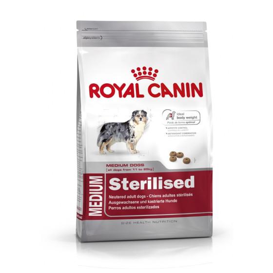 Royal Canin dog SIZE N medium Sterilised 3kg