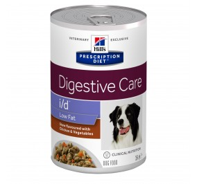 Prescription Diet™ d/d™ Canine Salmon en boite 12x370gr