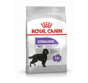 Royal Canin dog SIZE N maxi Sterilised  9kg