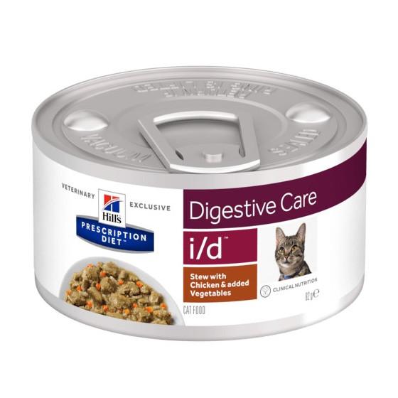 Prescription Diet™ i/d™ Feline Boite Mijoté Poulet Legumes 24x82gr
