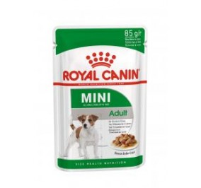 Royal Canin dog wet Bag Mini Adult 12x85gr