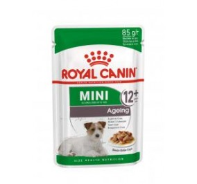 Royal Canin dog humide Sachet Mini Ageing 12x85gr