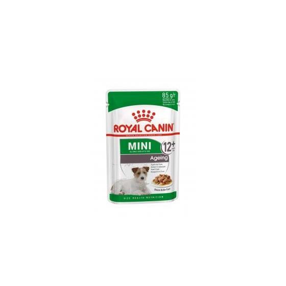 Royal Canin dog wet Bag Mini Ageing 12x85gr