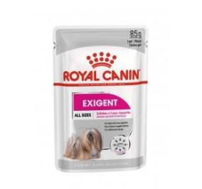 Royal Canin dog humide Sachet Exigent 12x85gr