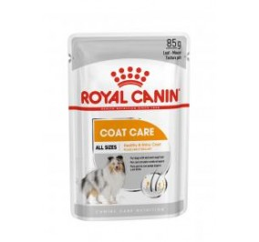 Royal Canin dog wet Bag Coat Care 12x85gr