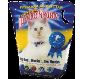 Litter cat Litter Pearls Tracks-Less 7.6lt