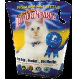 Litter cat Litter Pearls Tracks-Less 18.6 lt (3x6.2lt)