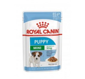 Royal Canin dog humide Sachet Mini Puppy 12x85gr