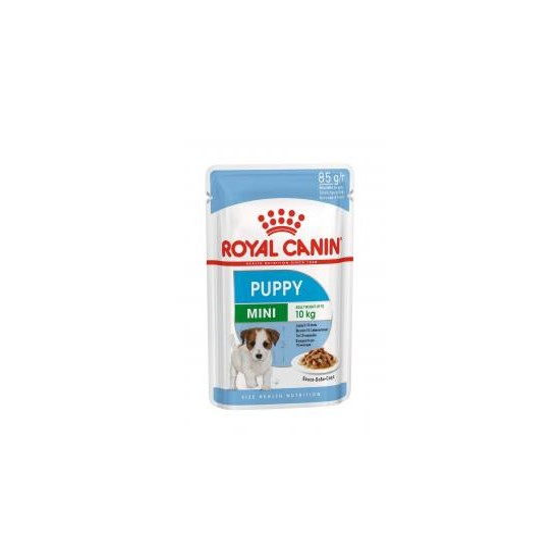 Royal Canin dog humide Sachet Mini Puppy 12x85gr
