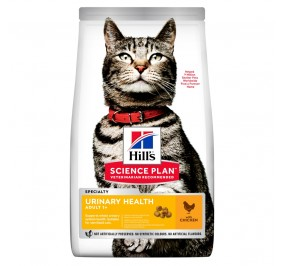 Hill's feline adulte Urinary 1,5Kg