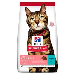Hill's feline adult light tuna 7kg (Period 2-5 days)