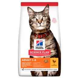 Hill's feline adult chicken 10kg (Period 2-5 days)