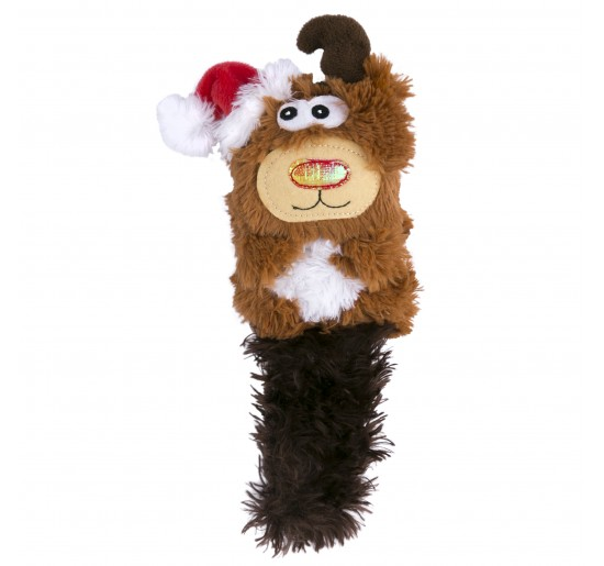 Kong Holiday Cat Kickeroo Reindeer