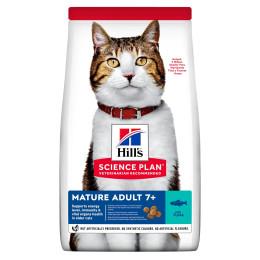 Hill's feline Senior tuna 1.5kg