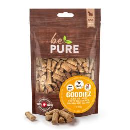 BePure Dog Goodiez Poulet et Saumon 150gr