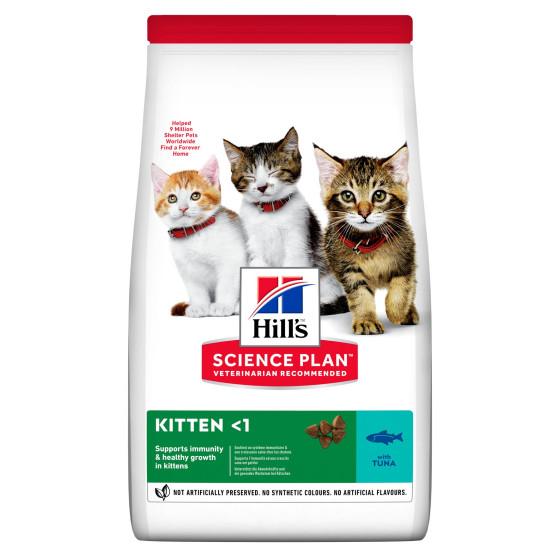 Hill's feline kitten tuna 1.5 kg