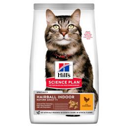 Hill's feline Senior hairball Indoor (1.5 Kg) (Period 2 to 5 days)