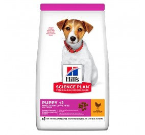 Hill's canine puppy mini 1.5 kg