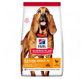 Hill's canine Senior light  2.5kg