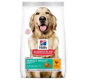 Hill's canine Perfect Weight Large Breed 12kg