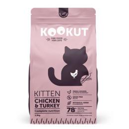 Kookut Cat Kitten 1.5 kg