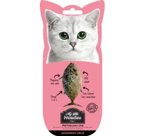 MLF Delicacy Smoked Mackerel 30g
