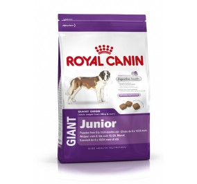 Royal Canin dog SIZE N giant junior 15kg