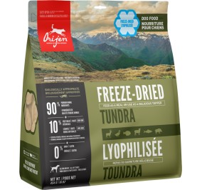 ORIJEN Freeze-Dried Dog Tundra 454gr