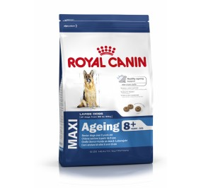 Royal Canin dog SIZE N maxi Ageing 8+ 15kg