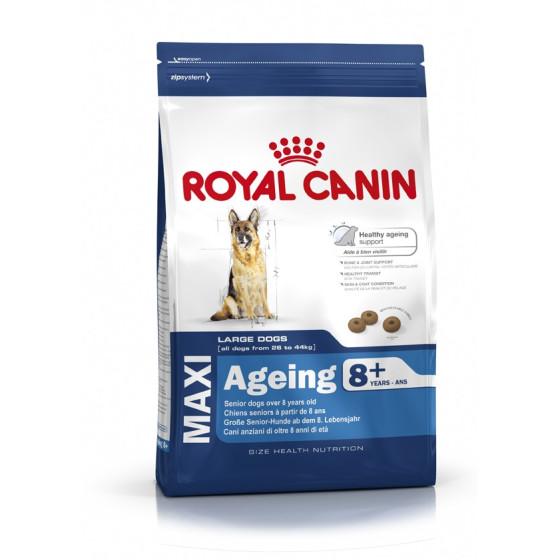 Royal Canin dog SIZE N maxi Ageing 8+ 15kg