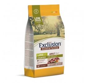 Exclusion Dog ANCESTRAL LOWGRAIN Adult Large FARM 12kg
