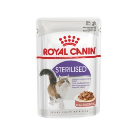 Royal Canin chat humide Sterilised en mousse 85g