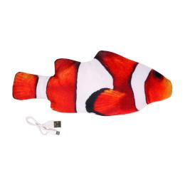 Jouet Chat Nemo Vibrant