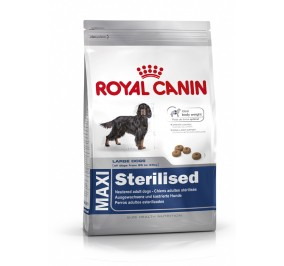 Royal Canin dog SIZE N maxi Sterilised   3kg